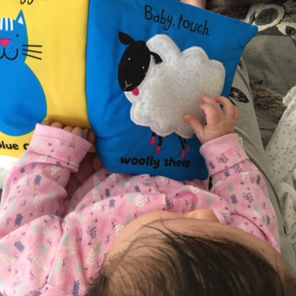 Baby Touch Snuggle Book Review
